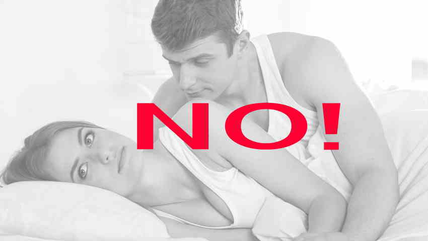もし過去に「セックスのやり方について拒まれた」という経験があるなら結婚前にセックスのことを話し合っておくべき